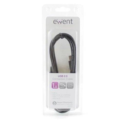 Ewent EW9620 USB 2.0 aansluitkabel