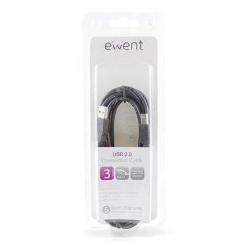 Ewent EW9621 USB 2.0 aansluitkabel