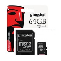 Kingston Micro SD 64 GB kaart