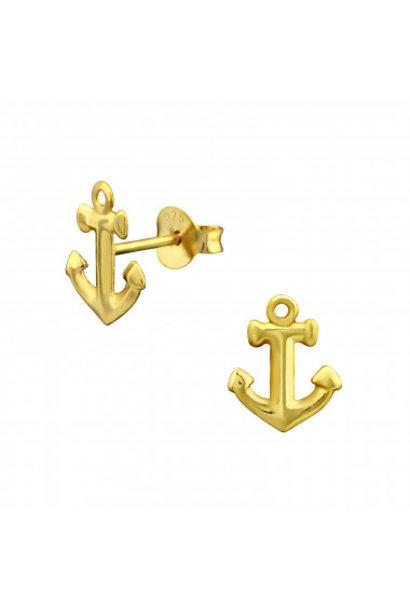 Ear studs anchor