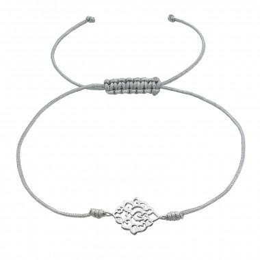 Adjustable bracelet filigree-1