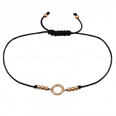 Verstelbare armband met cirkel-1