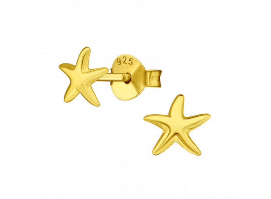 Ear studs starfish