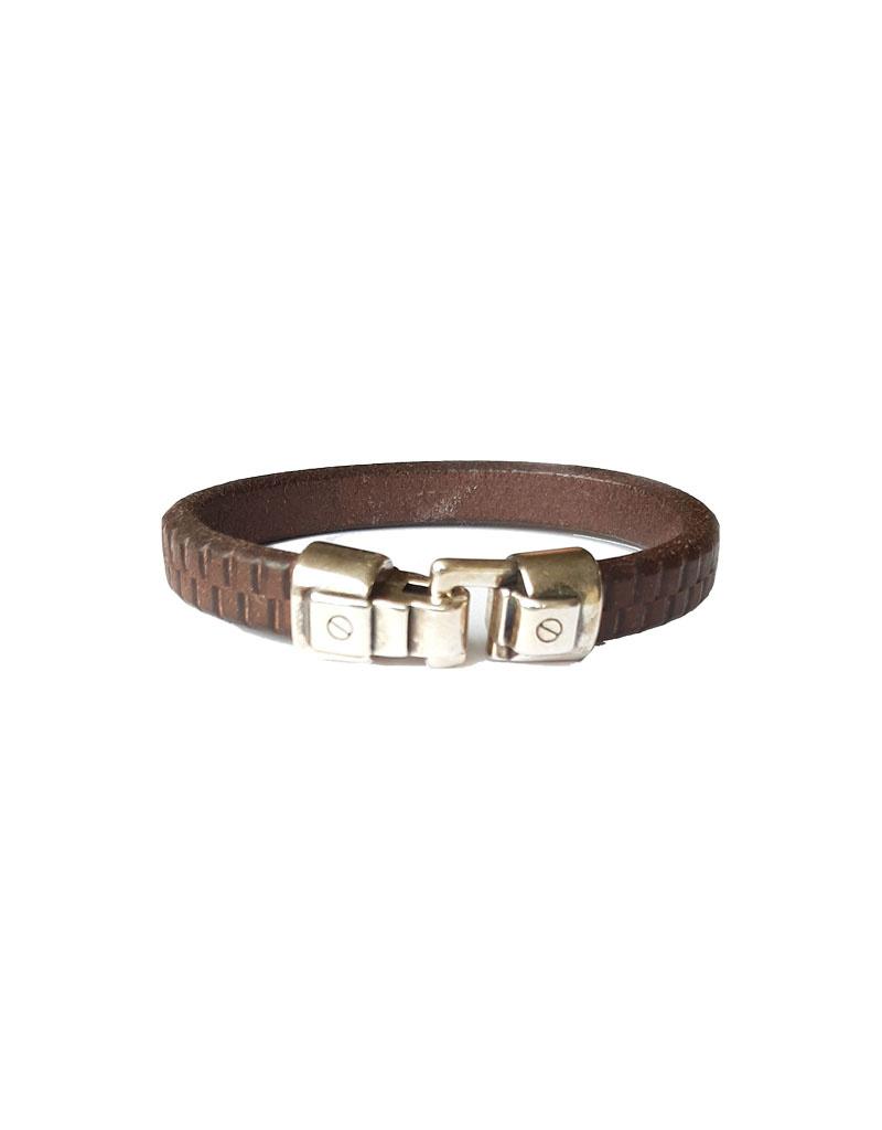 Leren armband-1