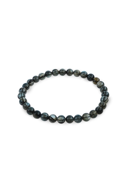 Shell bracelet chinois green