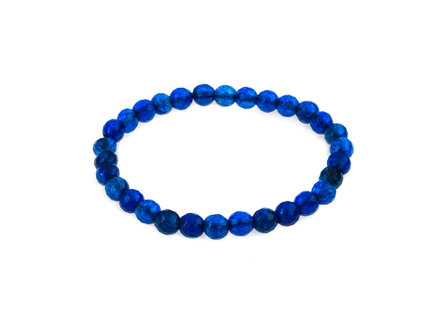 Gemstone bracelet agate