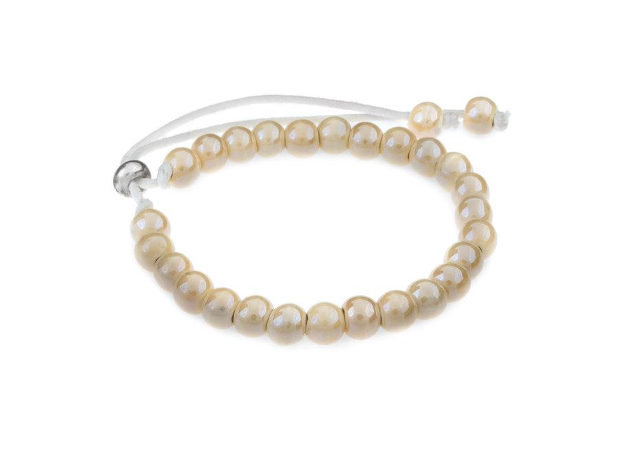 Ceramic bracelet cream