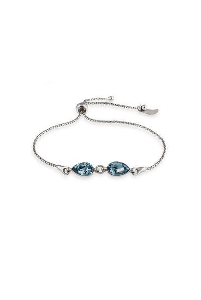 Armband met Swarovski kristallen
