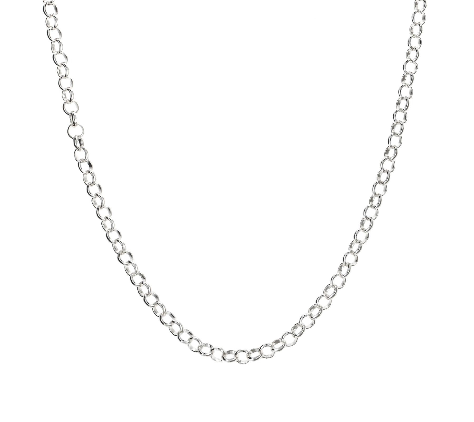 Silver chain jasseron-1