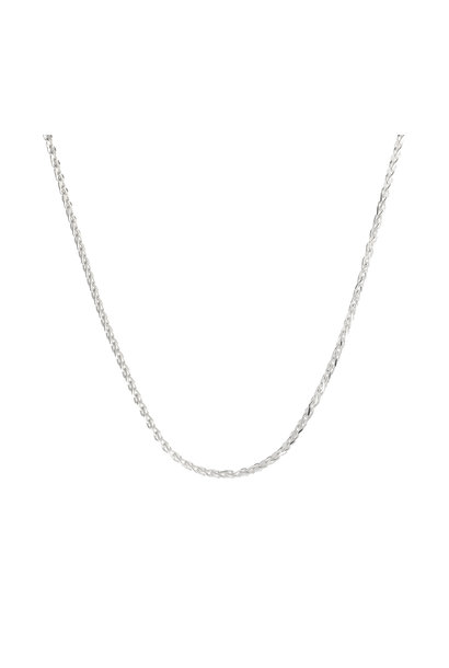 Silver chain  foxtail