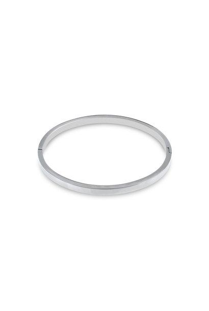 Bangle bracelet stainless steel