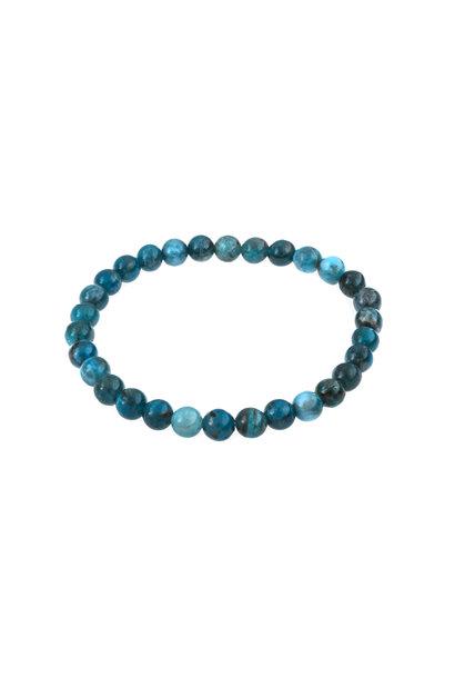 Gemstone bracelet apatite