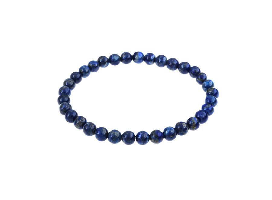 Edelsteen armband lapis lazuli