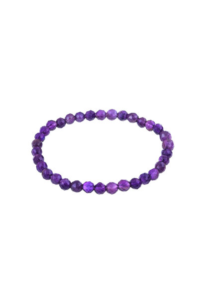 Gemstone bracelet amethyst