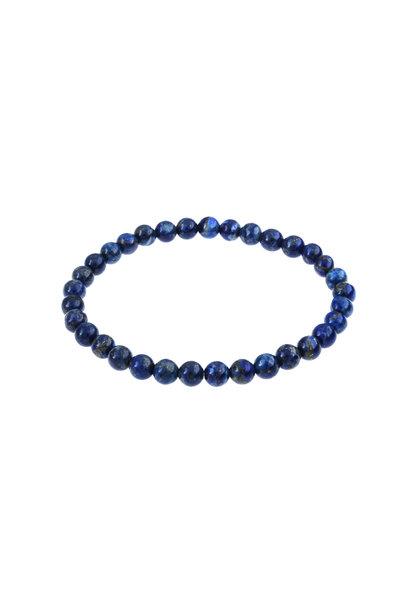 Gemstone bracelet lapis lazuli