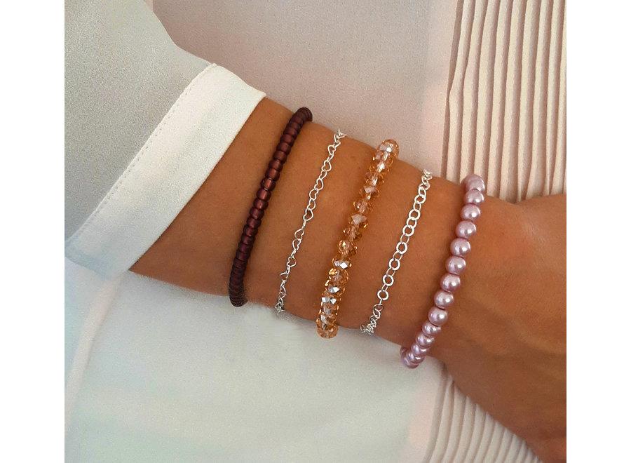 Switch bracelet rolo flat