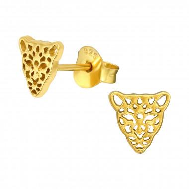 Ear studs leopard-1