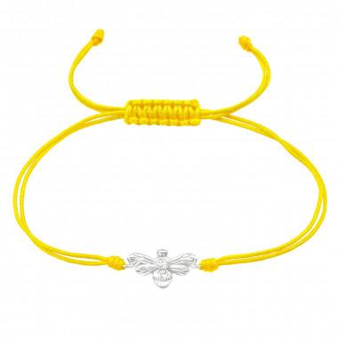 Adjustable bracelet bee-1