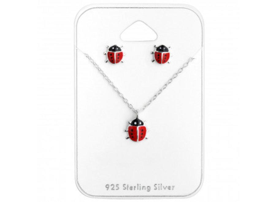 Gift set ladybug