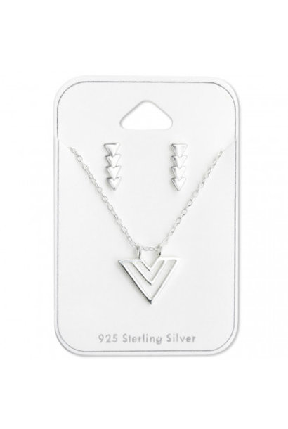 Cadeau set driehoek