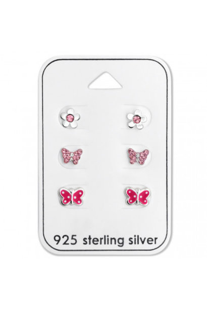 Cadeau set vlinder
