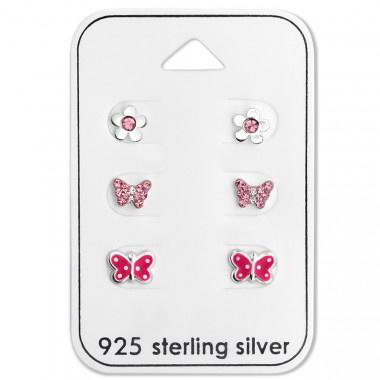 Cadeau set vlinder-1
