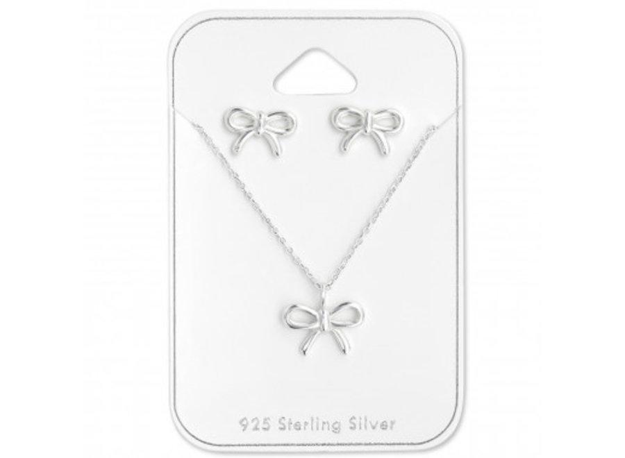Gift set bow