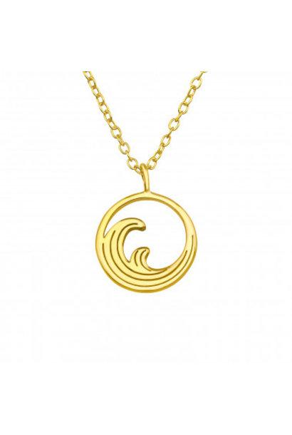 Necklace wave