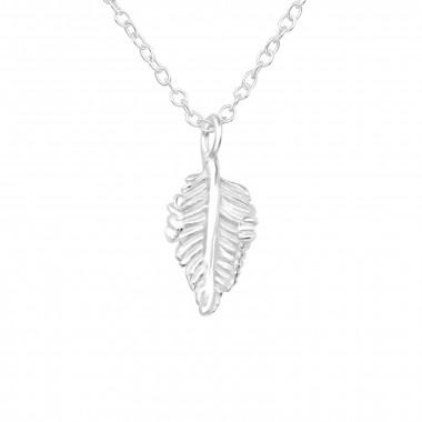Silver chain leaf-1