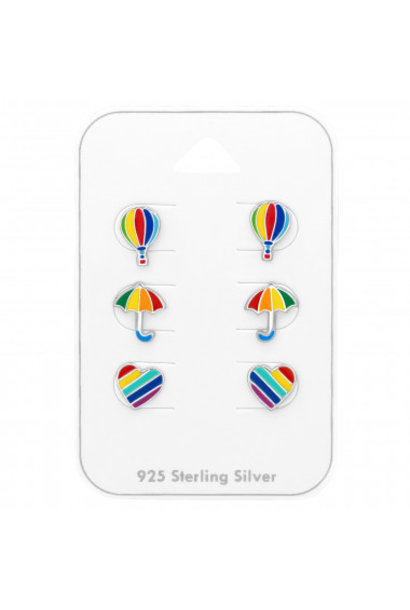 Gift set rainbow