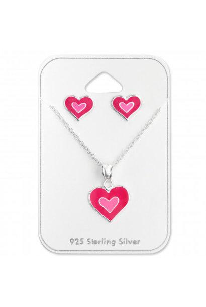 Gift set hearts