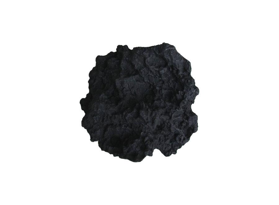 Edelsteen armband lava steen