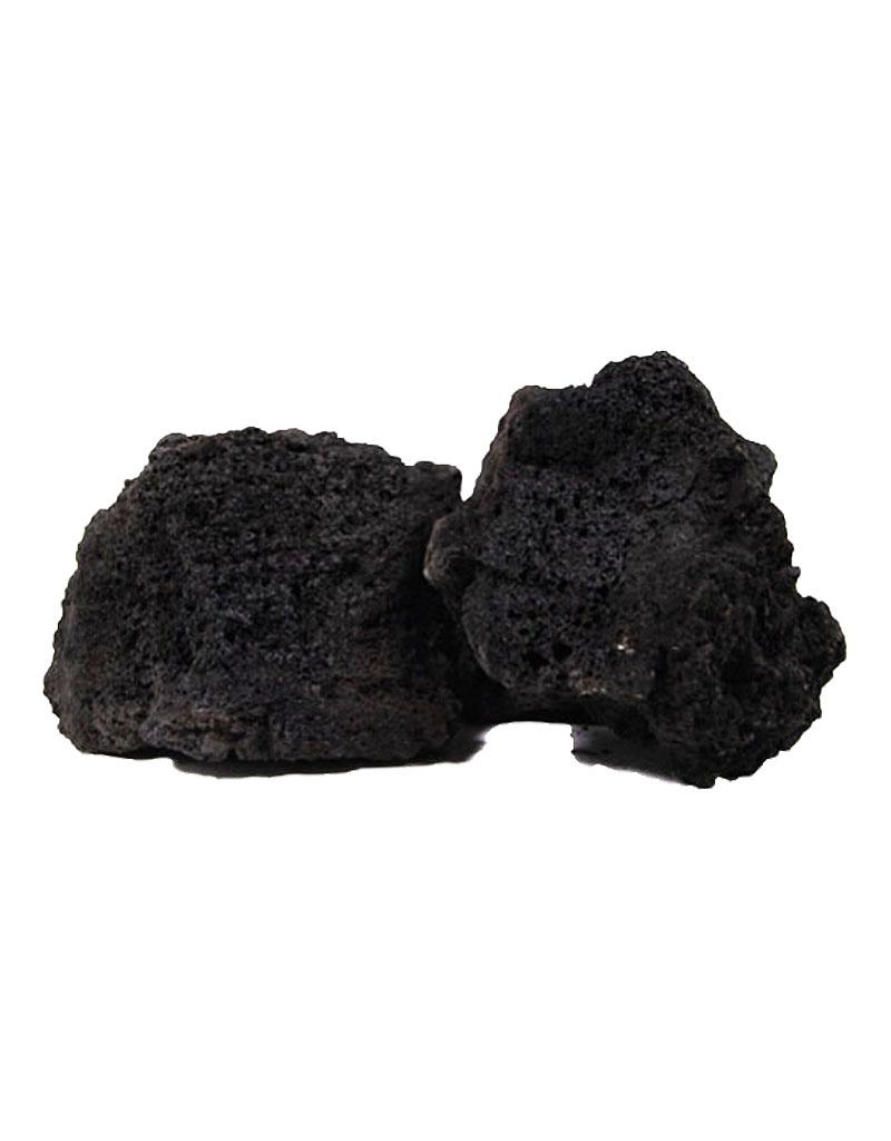 Edelsteen armband lava steen-2