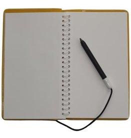Wetbook, onderwater notitieboek