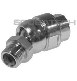TecLine Roterende LP adapter voor 2e trap