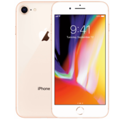 Apple Apple iPhone 8 64GB Gold MQ6J2LL/A A grade