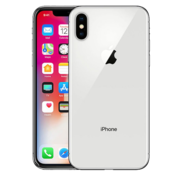 Apple Apple iPhone X 64GB Silver MQAD2ZD/A A grade