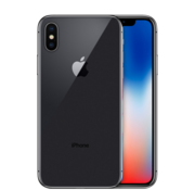 Apple Apple iPhone X 64GB Space Grey MQAC2ZD/A A grade