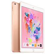 Apple Apple iPad 2018 128GB Gold Wifi + 4G MRM22NF/A A grade