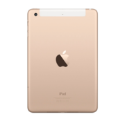 Apple Apple iPad Mini 3 Goud 16GB Wifi + 4G MGHV2HC/A A grade