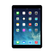 Apple Apple iPad Air Zwart 64GB Wifi only - A-Grade