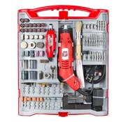 Holzmann Holzmann MFW228 Multitool set met koffer Incl. accessoires 221-delig 160W
