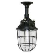 Brilliant Hanglamp Storm scheepslamp industrieel zwart 60W Ø 16 cm