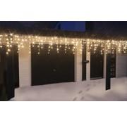DecorativeLIghting IJspegel verlichting 360 LED's warm wit binnen/buiten 12 meter IP44
