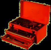 FX Tools FX Tools Advanced Gereedschapskist gevuld met gereedschap - 196 delig