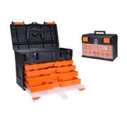 Generic Opbergassortimentbox met 8 assortimentsdozen 45 x 26 x 32 cm