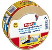 Tesa Tesa 25m x 50mm Dubbelzijdige kleefband/tape set van 10 rollen