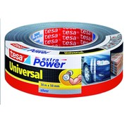 Tesa Tesa 50m x 50mm Universele extra power klustape set van 10 rollen