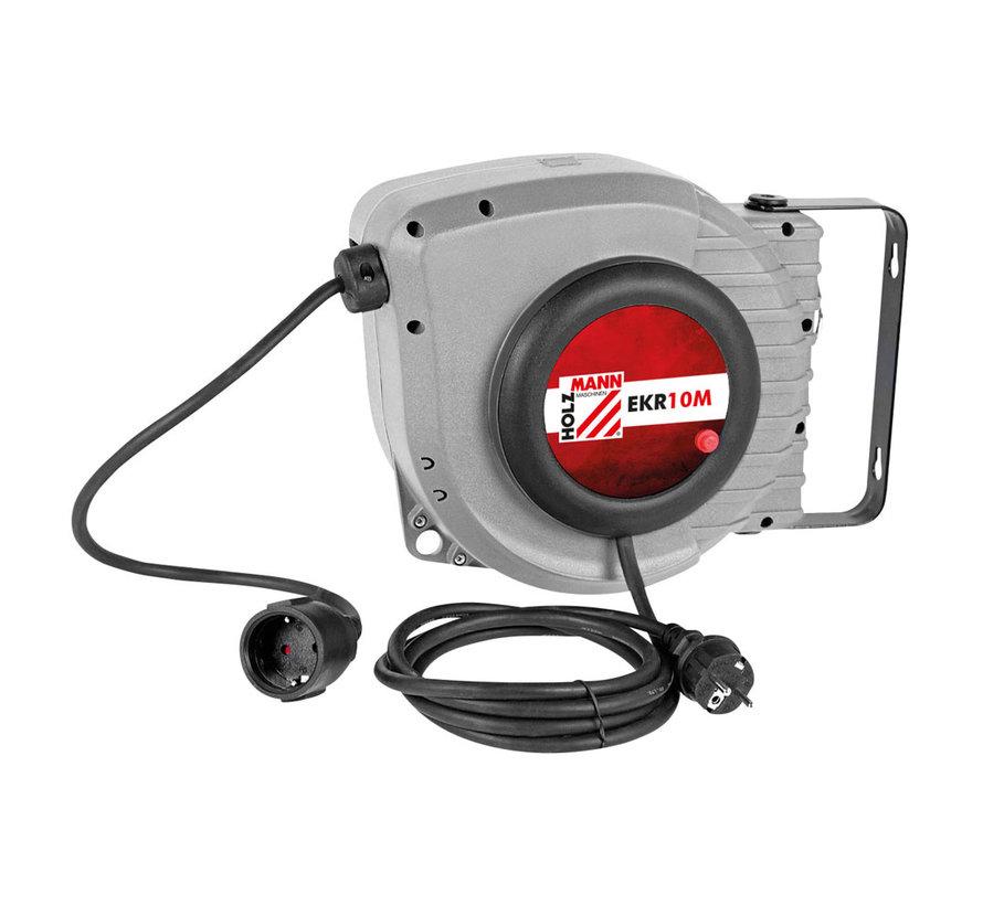 Holzmann EKR10M 230V Kabelhaspel - 10M