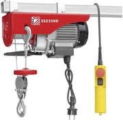 Holzmann Holzmann ESZ250D 230V Elektrische Lier